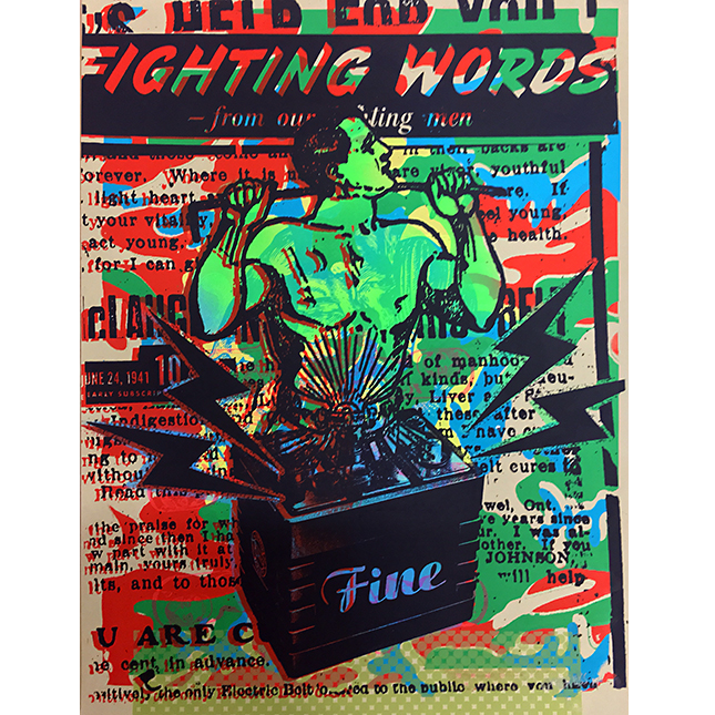 Fighting Words by Fatherless