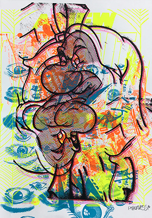 fatherless-monoprint