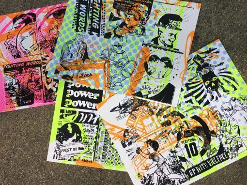 Sticker pack sample